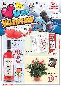 Selgros - Be my Valentine | 31 Ianuarie - 16 Februarie