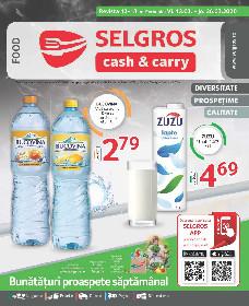 Selgros - Oferte alimentare | 13 Martie - 26 Martie