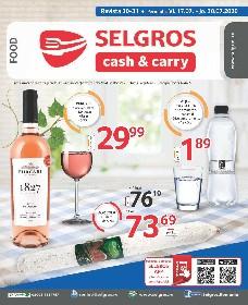 Selgros - Oferte alimentare | 17 Iulie - 30 Iulie