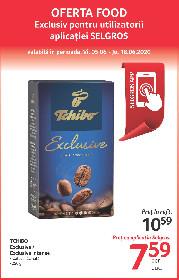 Selgros - Oferta food exclusiv cu aplicatia Selgros   05 Iunie - 18 Iunie