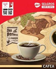 Selgros - Cafea | 23 Octombrie - 05 Noiembrie