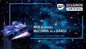 Selgros - Special cosuri cadou 2020 | 01 Noiembrie - 31 Decembrie