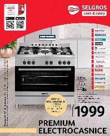 Selgros - Electrocasnice Premium   27 Noiembrie - 24 Decembrie