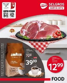 Selgros - Oferte Alimentare | 02 Ianuarie - 21 Ianuarie