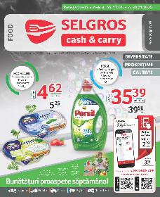 Selgros - Oferte alimentare | 17 Ianuarie - 30 Ianuarie