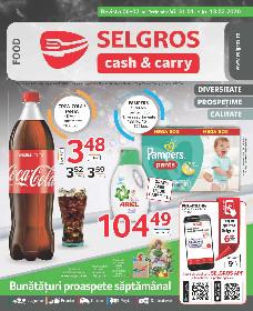 Selgros - Oferte alimentare | 31 Ianuarie - 13 Februarie