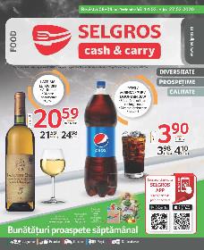 Selgros - Oferte alimentare | 14 Februarie - 27 Februarie