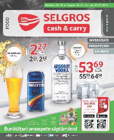 Selgros - Oferte alimentare   24 Aprilie - 07 Mai