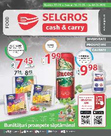 Selgros - Oferte produse alimentare | 22 Mai - 04 Iunie