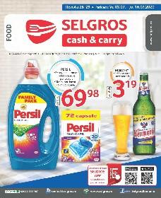 Selgros - Oferte alimentare   03 Iulie - 16 Iulie