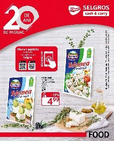 Selgros - Food   09 Iulie - 22 Iulie