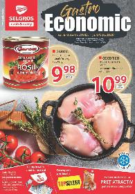 Selgros - Gastro economic | 29 Mai - 04 Iunie