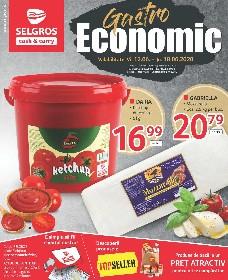 Selgros - Gastro Economic   12 Iunie - 18 Iunie