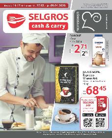 Selgros -  Oferte gastro food   27 Martie - 09 Aprilie