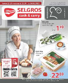 Selgros - Oferte Gastro food | 22 Mai - 04 Iunie