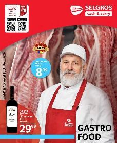 Selgros - Gastro food   11 Decembrie - 31 Decembrie