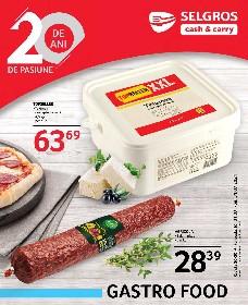 Selgros - Gastro Food   01 Iulie - 31 Iulie