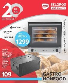 Selgros - Gastro NonFood | 22 Ianuarie - 04 Martie