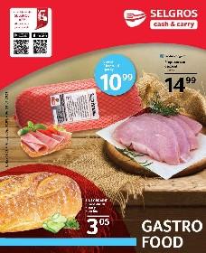 Selgros - Gastro Food | 02 Ianuarie - 31 Ianuarie