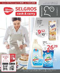 Selgros - Oferta produse alimentare pentru profesionisti | 28 Februarie - 12 Martie