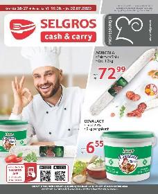 Selgros - Oferte Gastro Food   19 Iunie - 02 Iulie