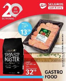 Selgros - Gastro food   01 Februarie - 28 Februarie