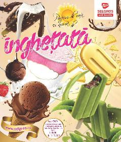 Selgros - Parfum de vara cu aroma de inghetata   05 Iunie - 02 Iulie