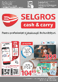 Selgros - Magazine mici valabil in Alba Iulia, Bistrita, Targu Mures si Baia Mare | 31 Ianuarie - 13 Februarie
