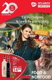 Selgros - Oferte nonfood magazine mici   16 Aprilie - 29 Aprilie