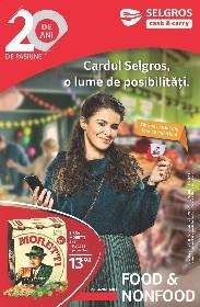 Selgros - Oferte alimentare si nealimentare pentru Magazine Mici   25 Iunie - 08 Iulie