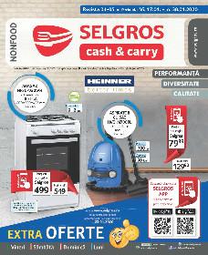 Selgros - Oferte nealimentare | 17 Ianuarie - 30 Ianuarie
