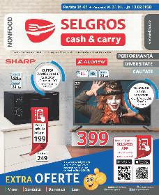 Selgros -Oferte non-food | 31 Ianuarie - 13 Februarie
