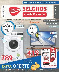 Selgros - Oferte nealimentare | 14 Februarie - 27 Februarie