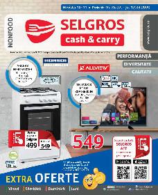 Selgros - Extra oferte nealimentare | 28 Februarie - 12 Martie