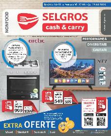 Selgros -  Oferte nealimentare   27 Martie - 09 Aprilie