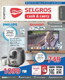 Selgros - Oferte la produse nealimentare | 22 Mai - 04 Iunie