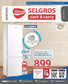 Selgros - Oferte Nealimentare   19 Iunie - 02 Iulie
