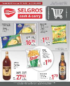 Selgros - Pentru revanzatori | 14 Februarie - 27 Februarie