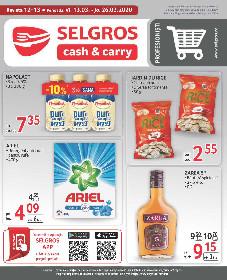 Selgros - Oferte pentru revanzatori | 13 Martie - 26 Martie