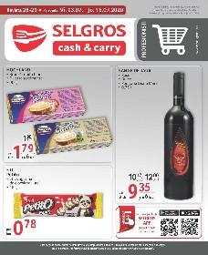 Selgros - Oferte pentru revanzatori   03 Iulie - 16 Iulie