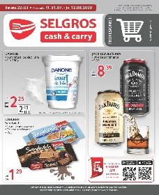 Selgros - Oferte pentru revanzatori   31 Iulie - 13 August