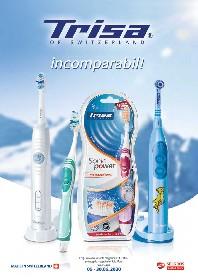 Selgros - Produse ingrijire orala profesionala Trisa   05 Iunie - 30 Iunie