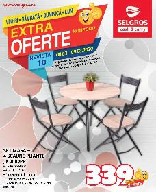 Selgros - Oferte nealimentare de weekend | 06 Martie - 09 Martie