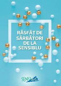 SensiBlu - Rasfat de sarbatori | 01 Decembrie - 31 Decembrie